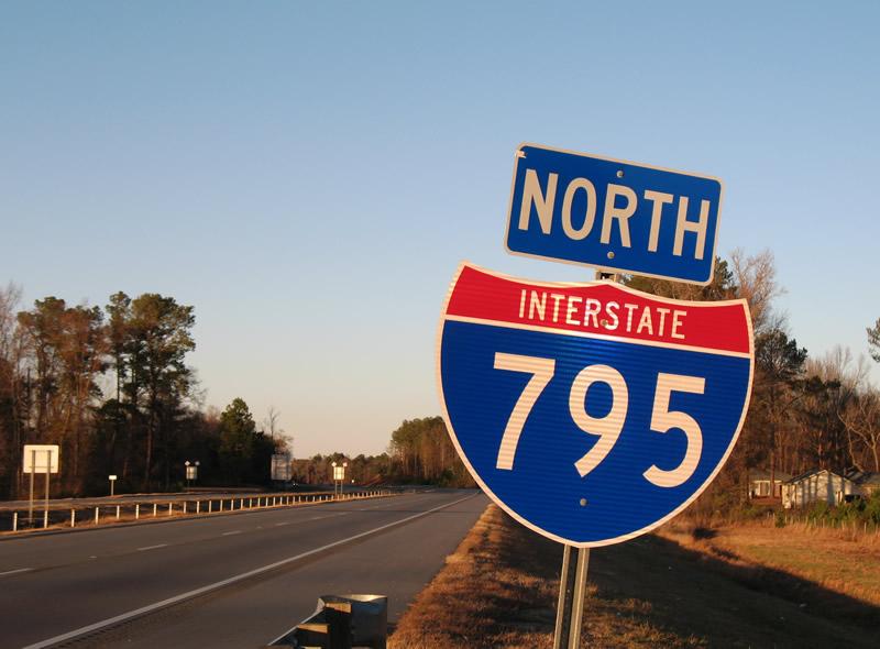 North carolina interstate 795 aaroads shield gallery for Craig motors durham north carolina