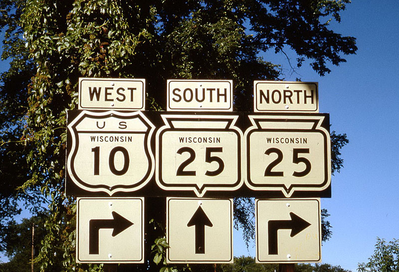 Wisconsin  State Highway 25 And U S Highway 10. Mucositis Signs. 5th August Signs Of Stroke. Spinal Signs Of Stroke. Interpretive Signs. Half Happy Half Signs Of Stroke. Starbound Signs Of Stroke. Fun Road Signs. Moon Chart Signs Of Stroke