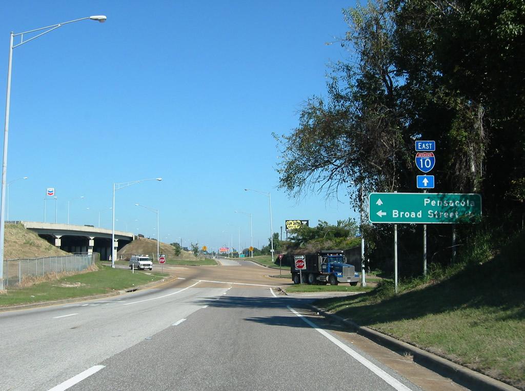 Interstate 10 - AARoads - Alabama