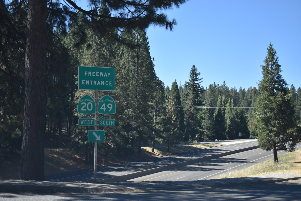 State Route 49 - Mother Lode Highway - AARoads - California