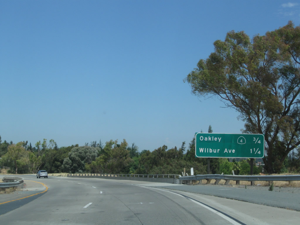 f4b9a93f43 California 160 begins at a directional T interchange with California 4  (California Delta Highway) and heads north along a freeway to Oakley and  the Antioch ...