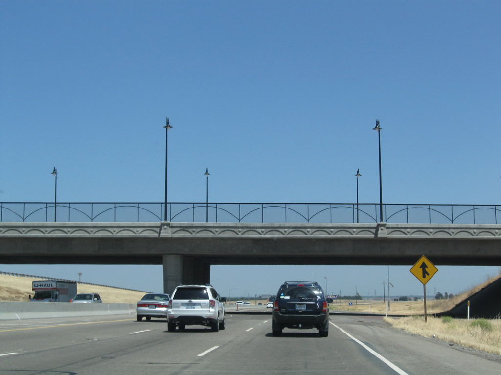 Interstate 205 East - AARoads - California Highways