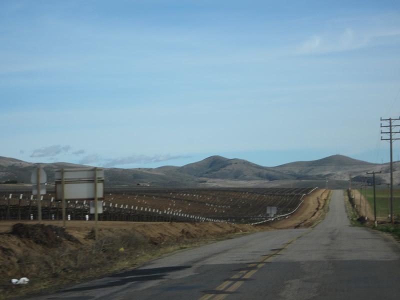 Monterey County G 15 Aaroads California Highways