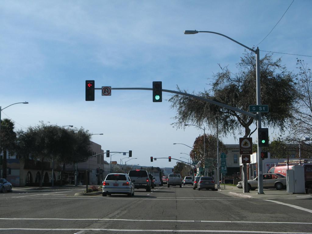 California @ AARoads - California 246