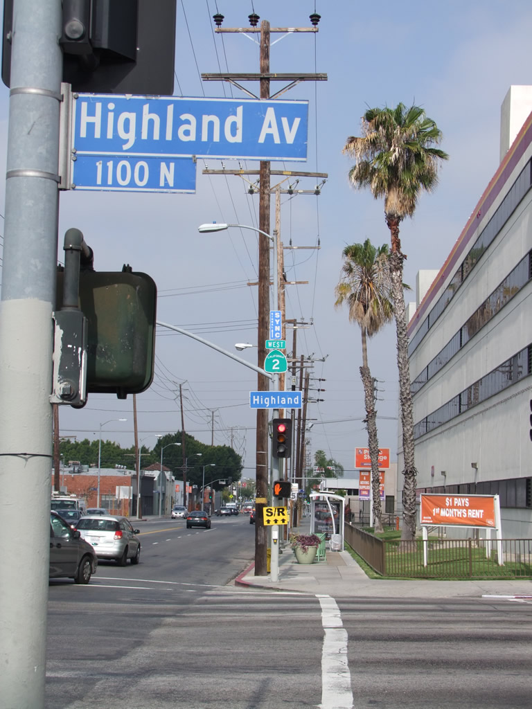 California Aaroads California 2 West