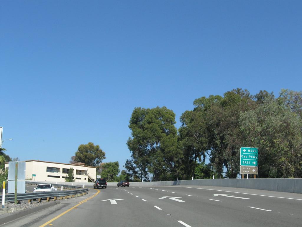 5 freeway closure in mission viejo