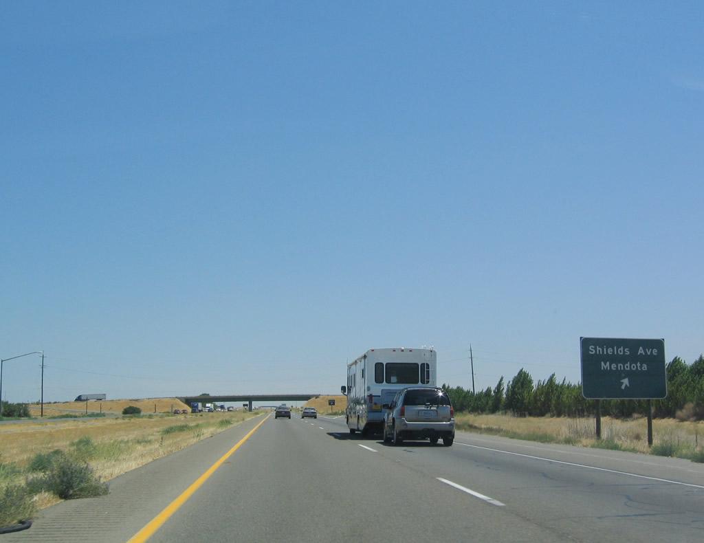 Fresno County Route J1