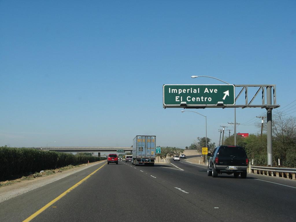 Southwest Home Plans California Aaroads Interstate 8 West California 86