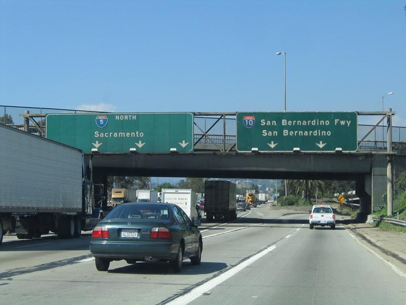 Traffic News: San Bernardino Sun
