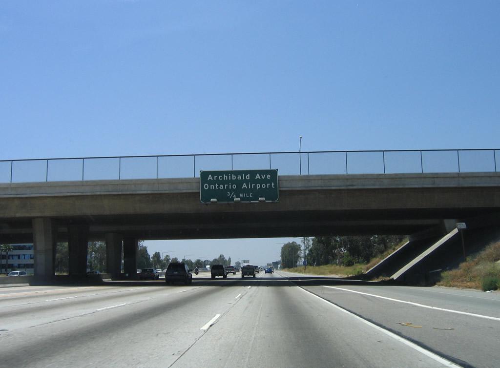 Orange County Airport Rental Car Return