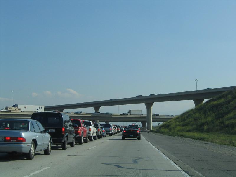 California @ AARoads - Interstate 15 South - Riverside County #1
