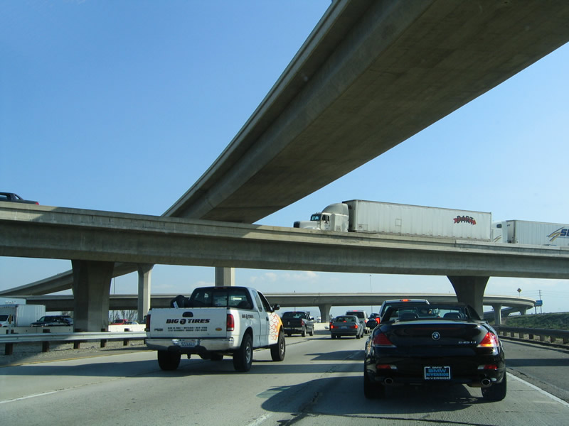 California @ AARoads - Interstate 15 South - Riverside County #1