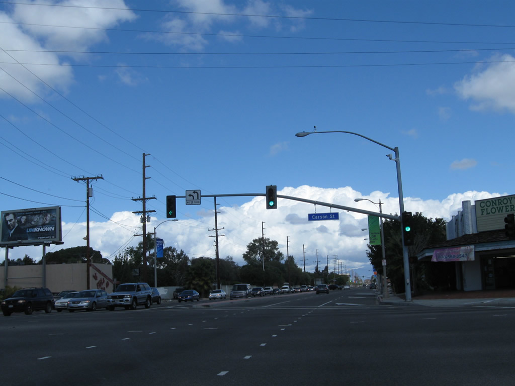 North Lakewood Boulevard Long Beach Ca