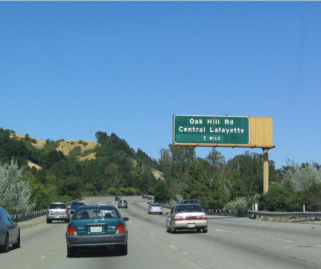 Orinda Oaks: California @ AARoads