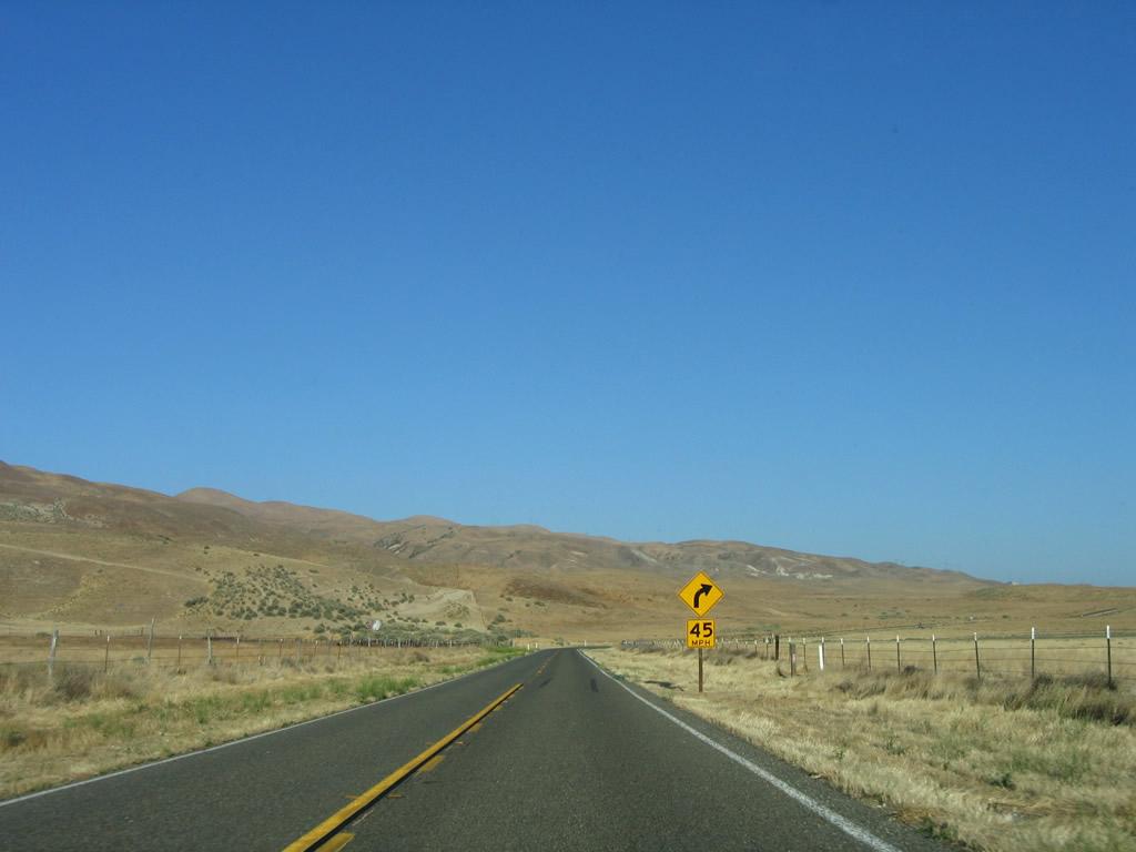 California @ AARoads - California 58 East - San Luis ...
