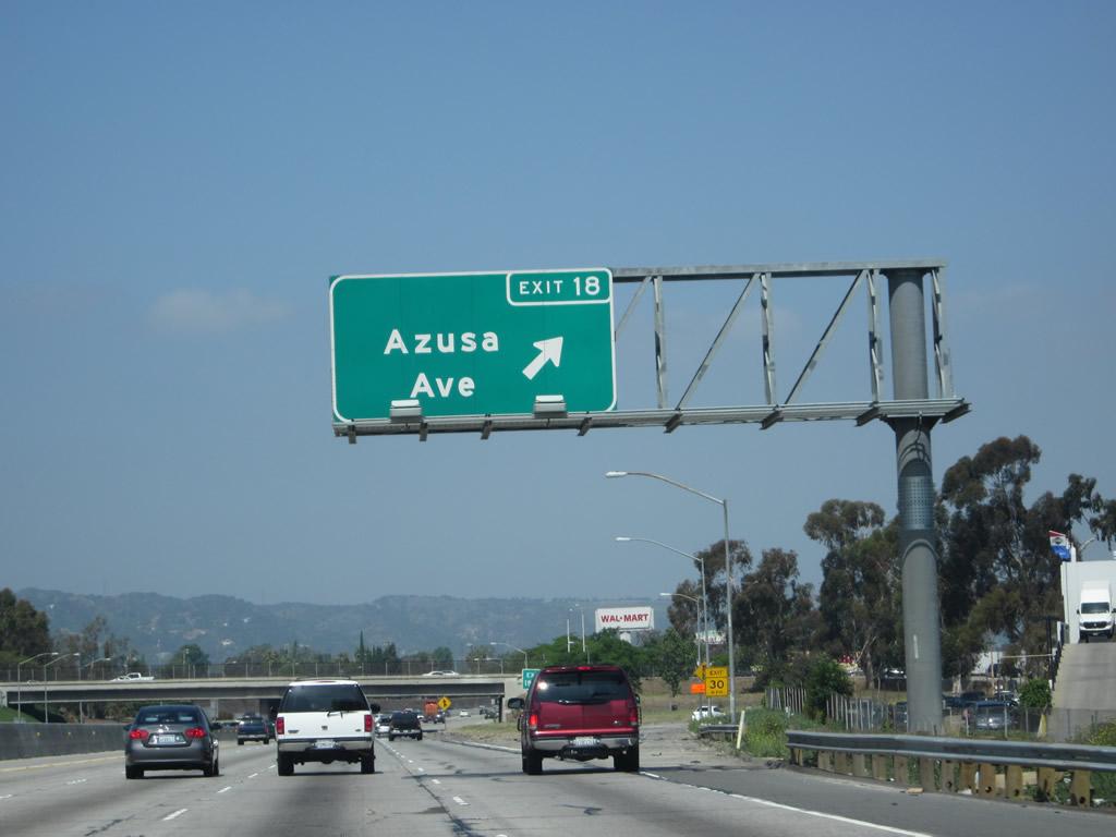 El Monte Ca To City Of Indstury Ca