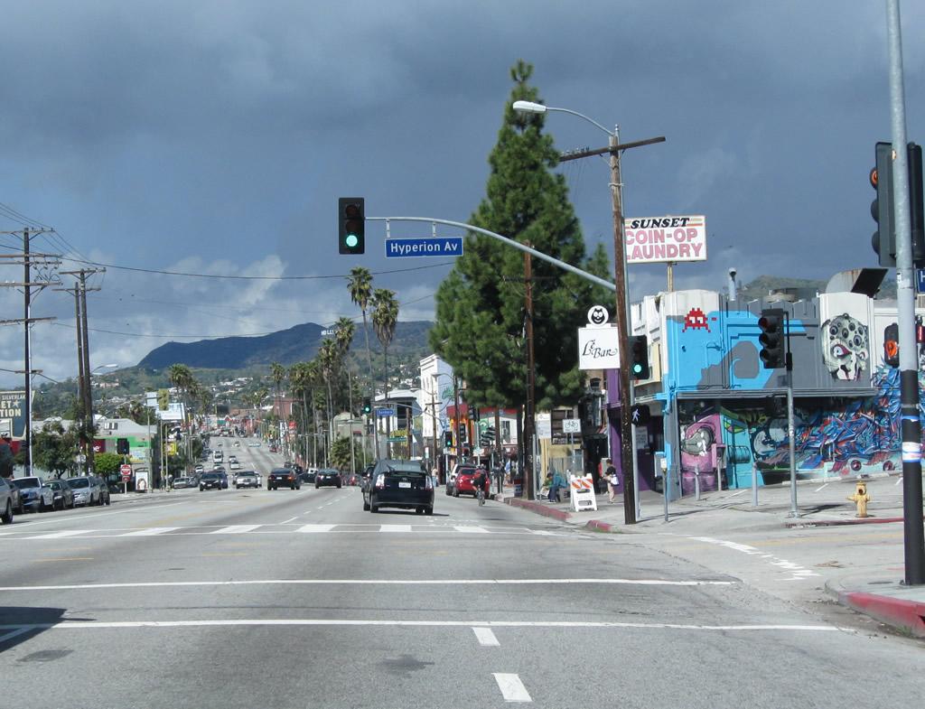 California Aaroads Historic U S 66 West