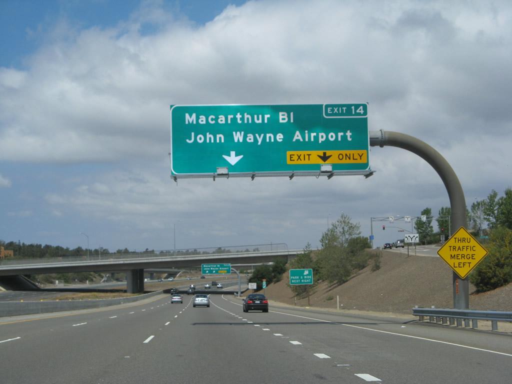 John Wayne Airport Distance To Newport Beach Ca