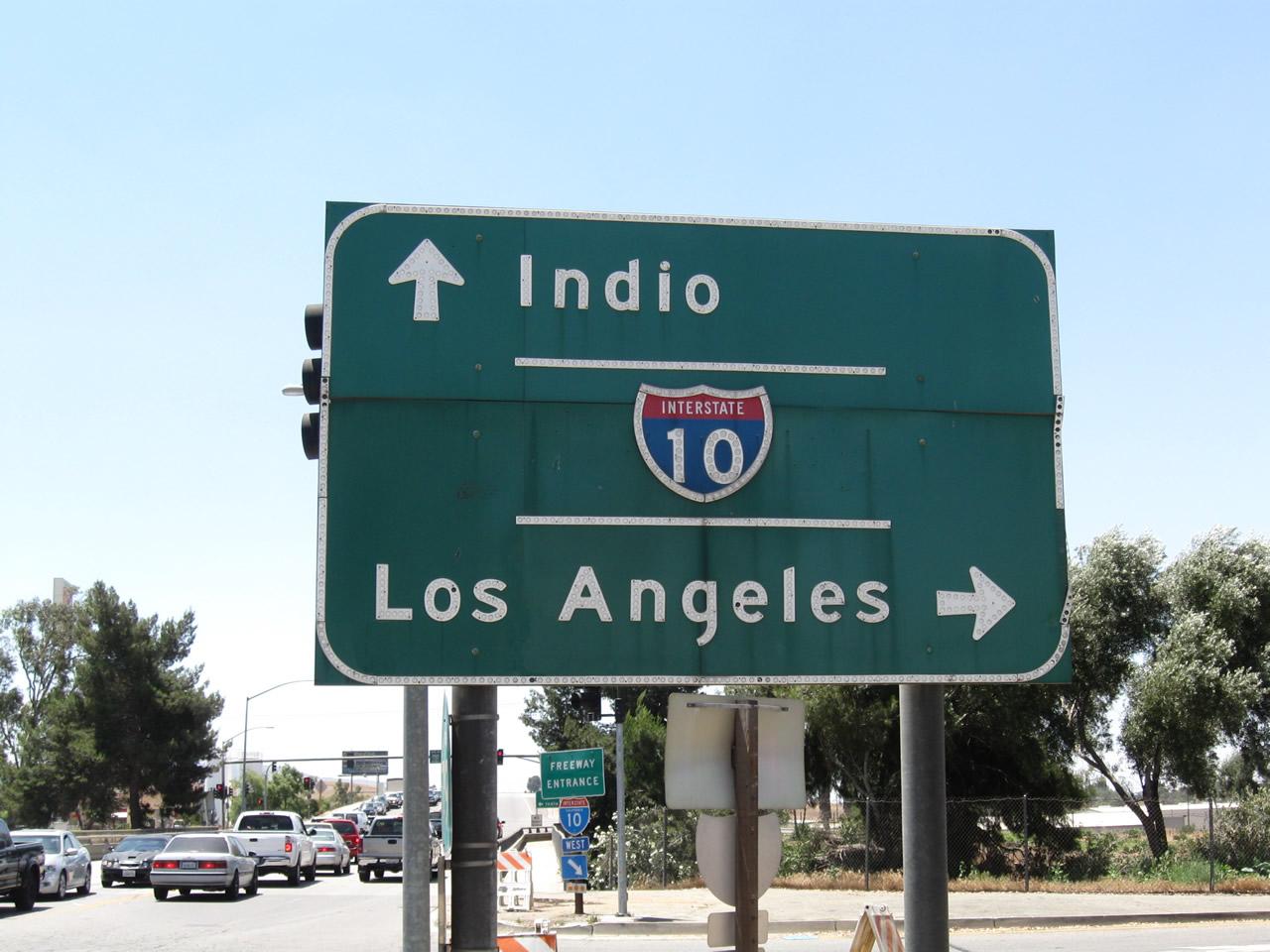 California @ AARoads - California 79 South - Riverside County