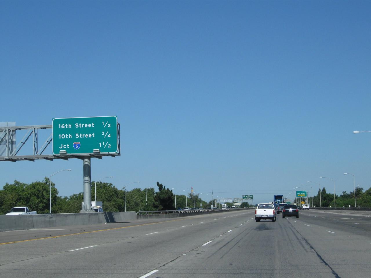 California AARoads Business Loop I US West - Us map i 80