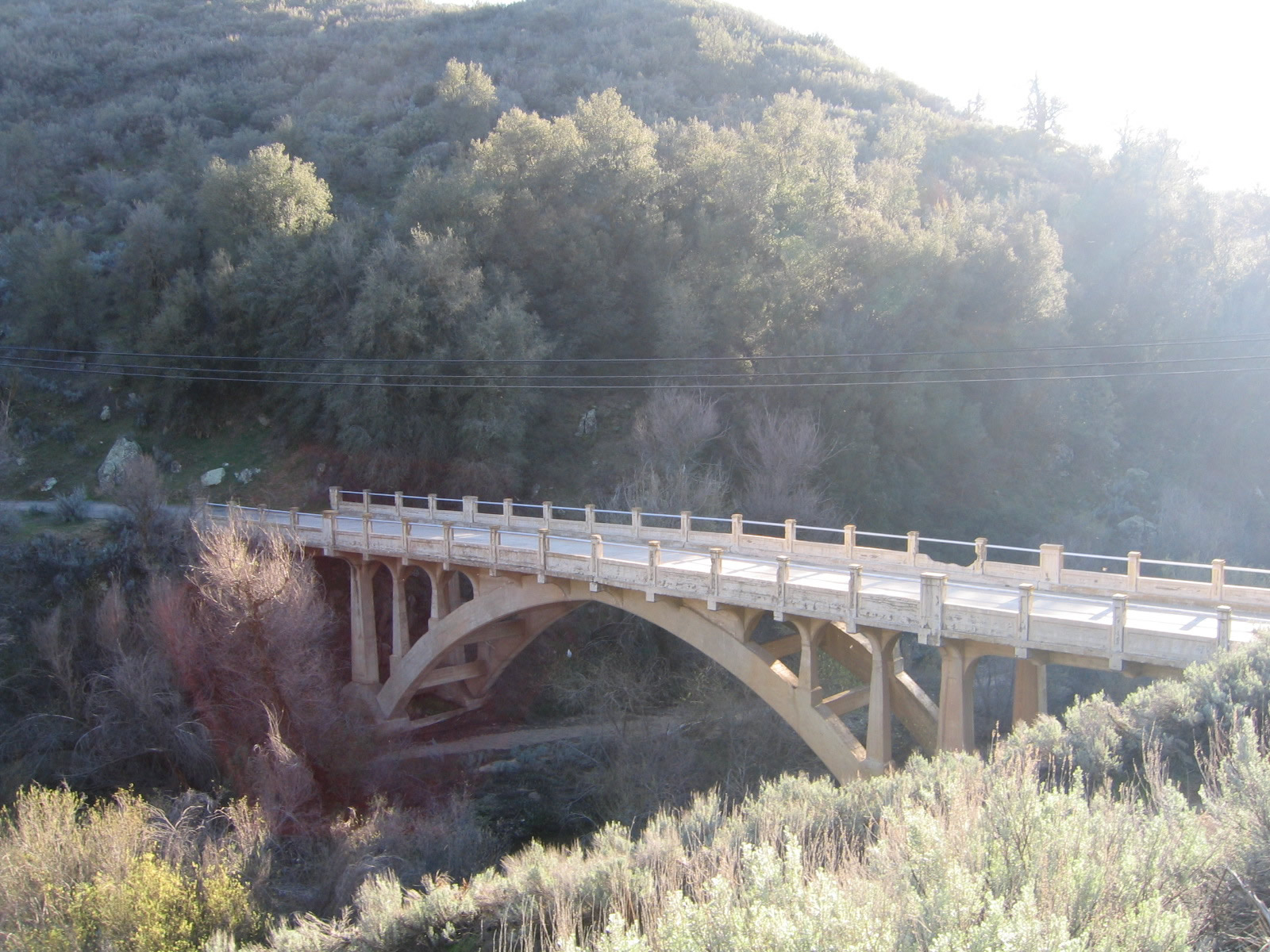 California @ AARoads - Historic U.S. 80