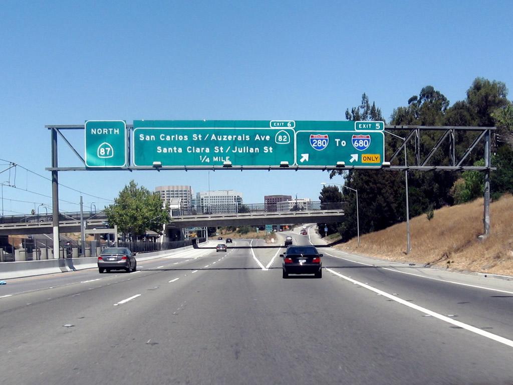 California @ AARoads - California 87