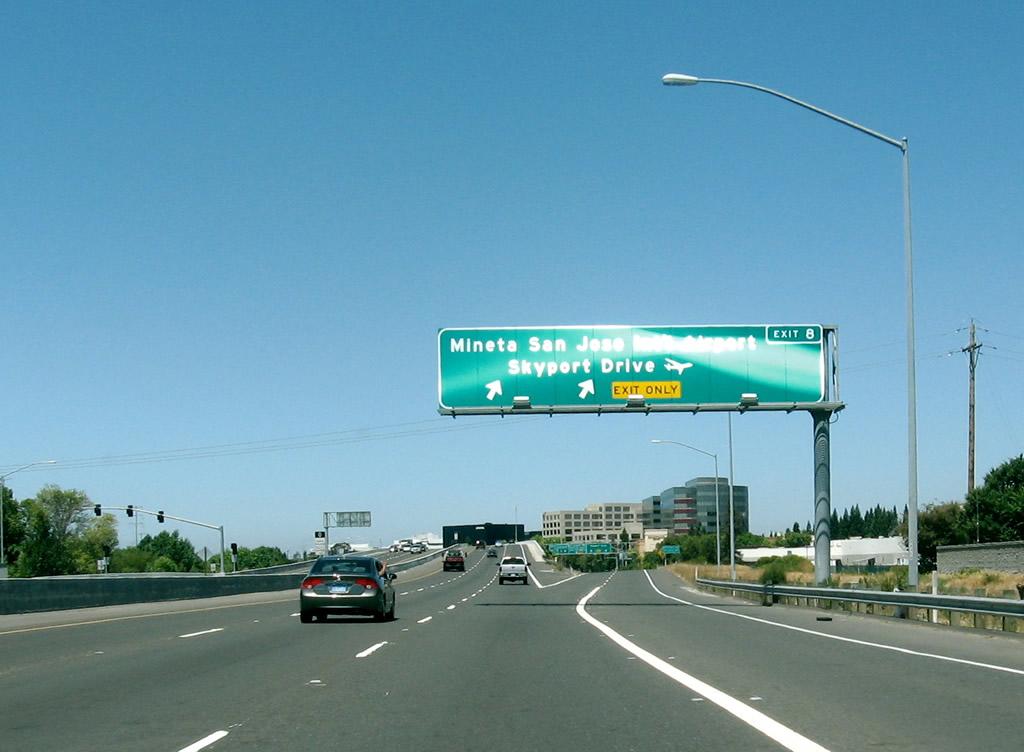 California @ AARoads - California State Route 87