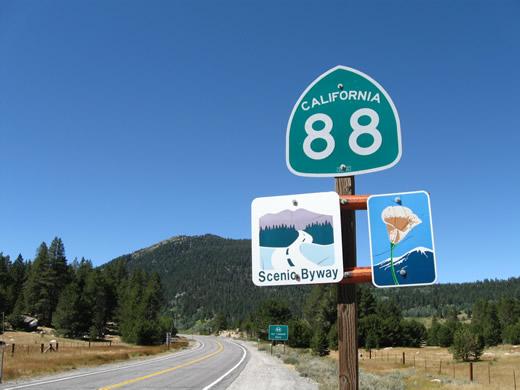 California @ AARoads - California 88