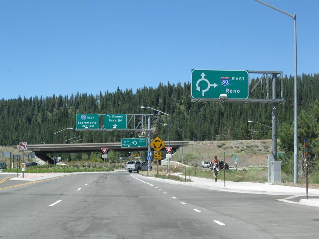 california aaroads california 89 north tahoe city to truckee. Black Bedroom Furniture Sets. Home Design Ideas