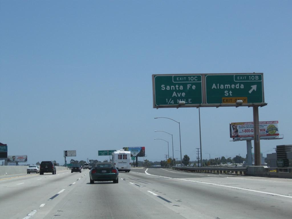 Santa Fe Avenue Long Beach Ca