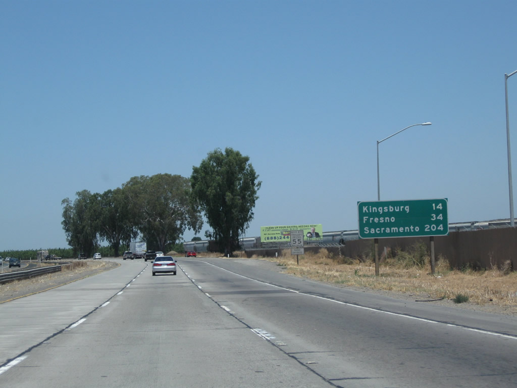 Distance from Sacramento, CA to Fresno, CA with driving ...