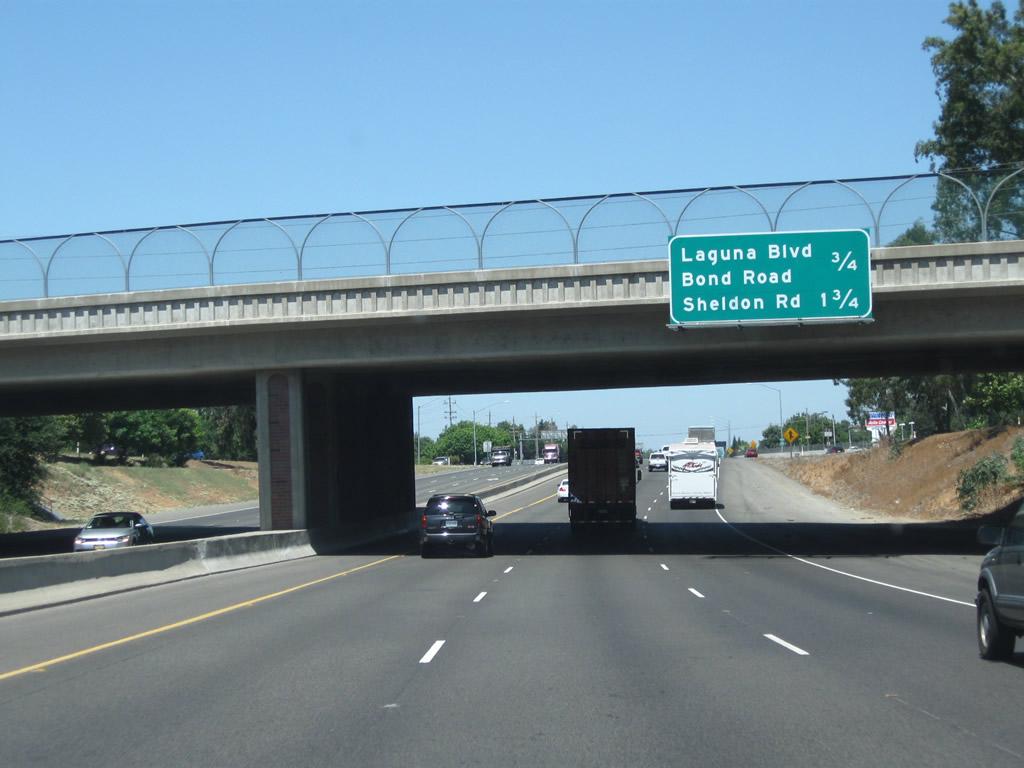 Elk Grove Automall >> California @ AARoads - California 99 North - Sacramento County