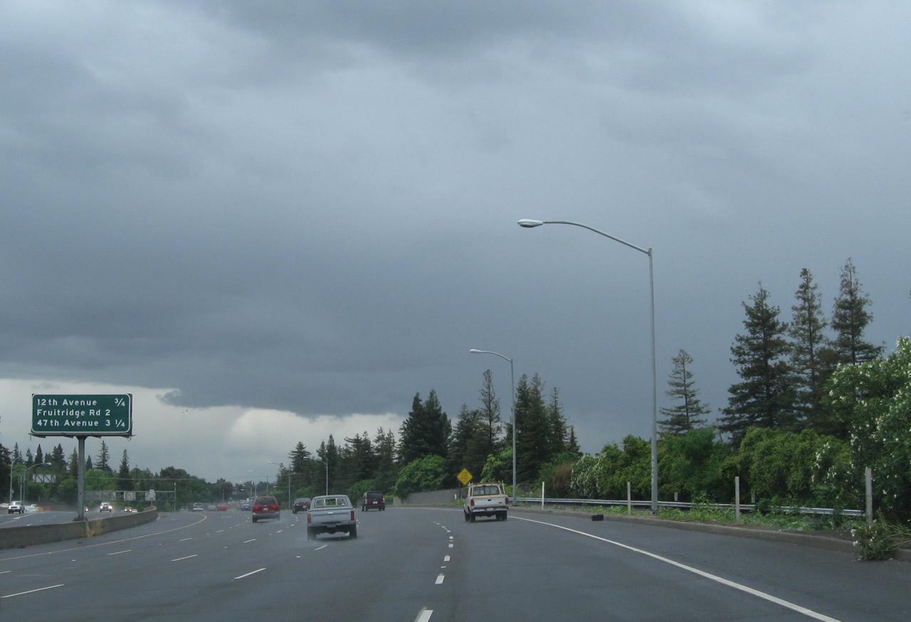 California @ AARoads - California 99 South - Sacramento County