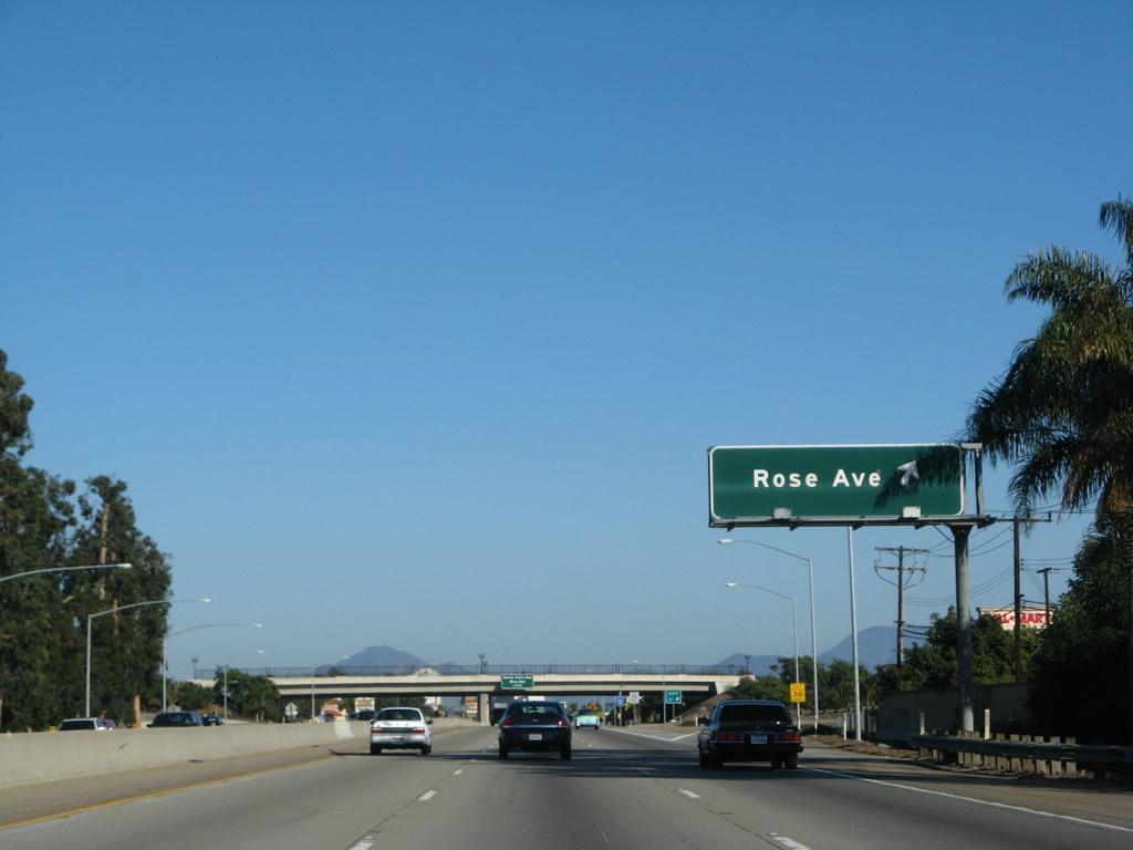 California @ AARoads - U.S. 101 South - Ventura County #2