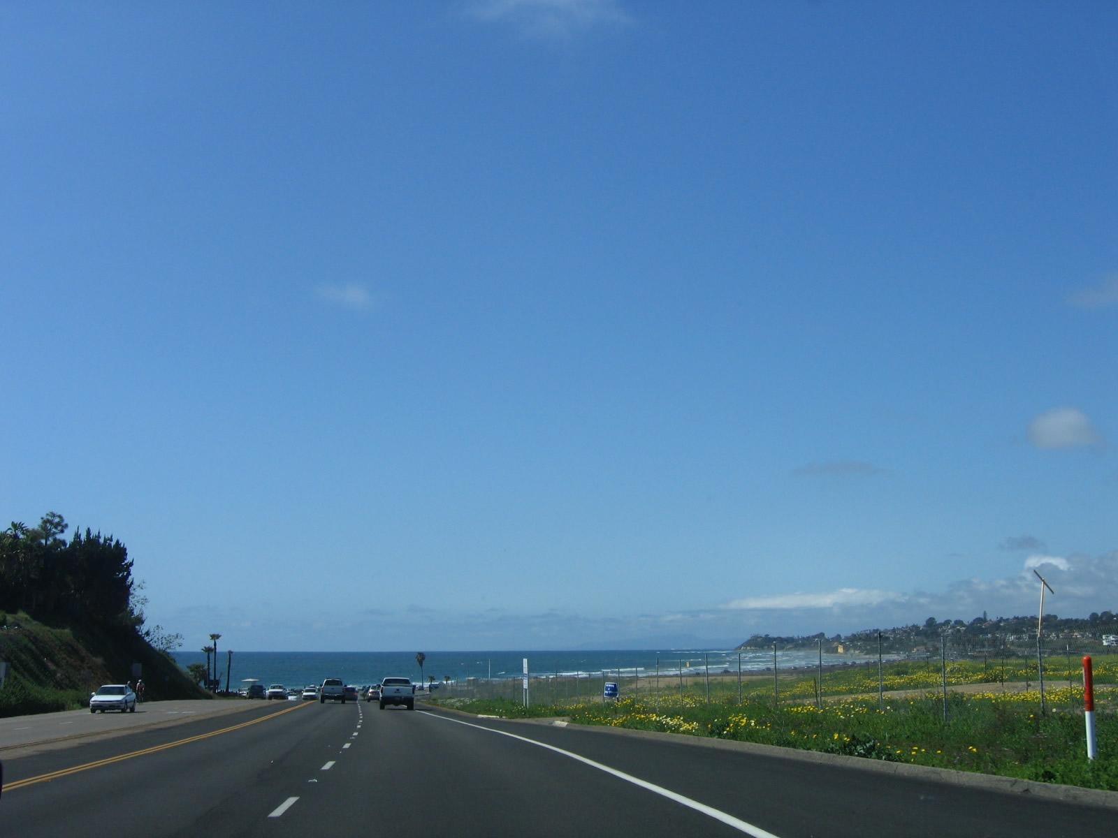Lomas Santa Fe Drive Solana Beach Ca