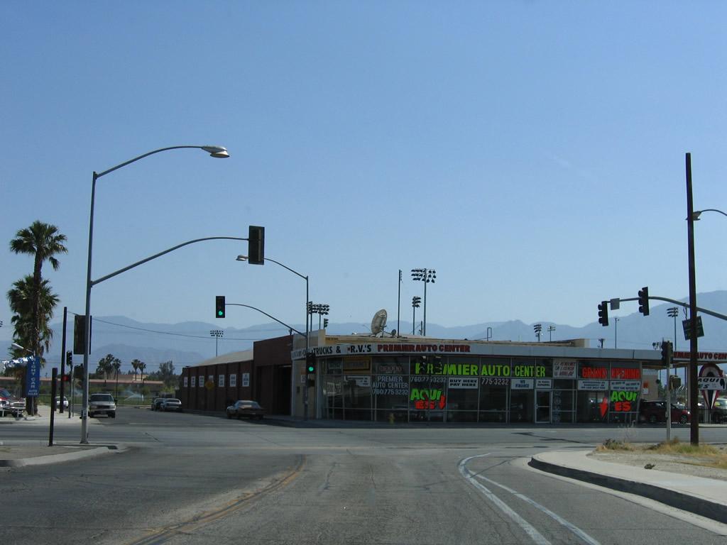 California   Aaroads - California 111 North