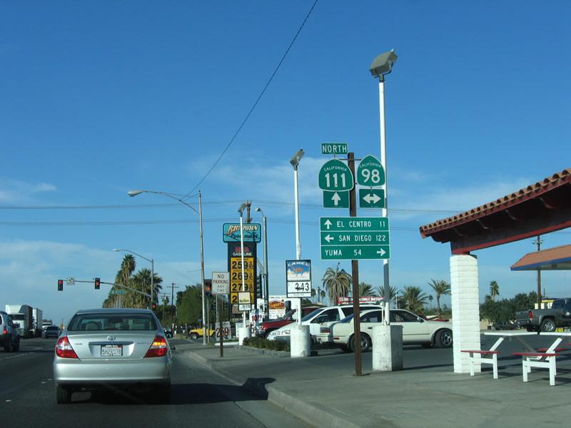 Ca Nb Calexico on 98 Civic Street