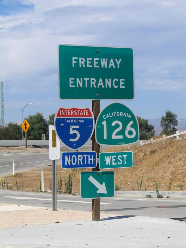 California @ AARoads - California 126