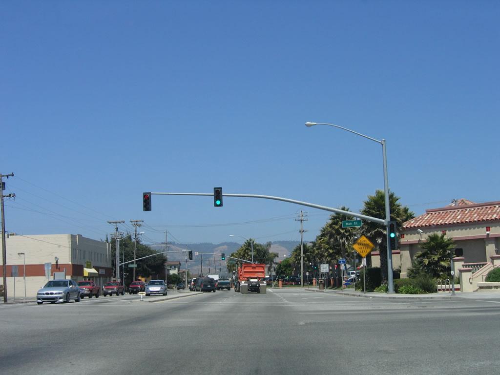 East Beach Street Watsonville Ca