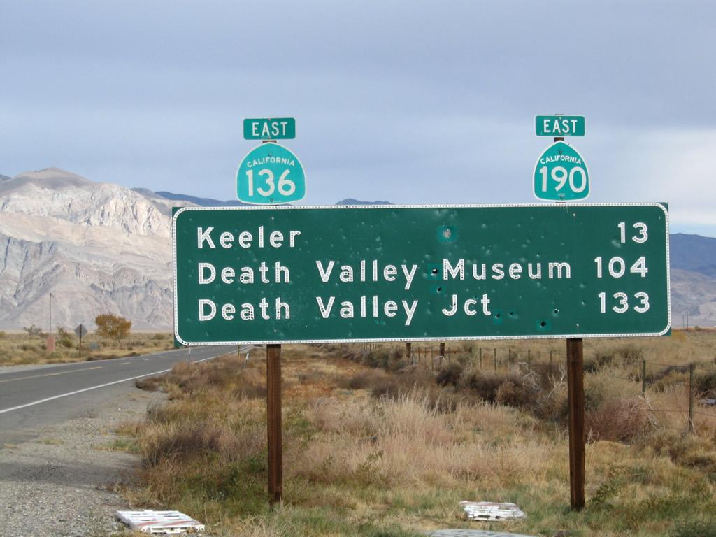 California @ AARoads - California 136