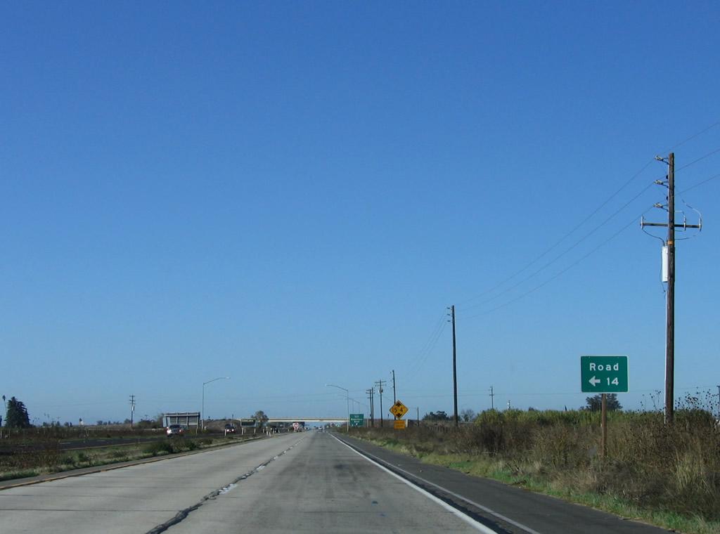 California @ AARoads - California 152 West - California 99 ...