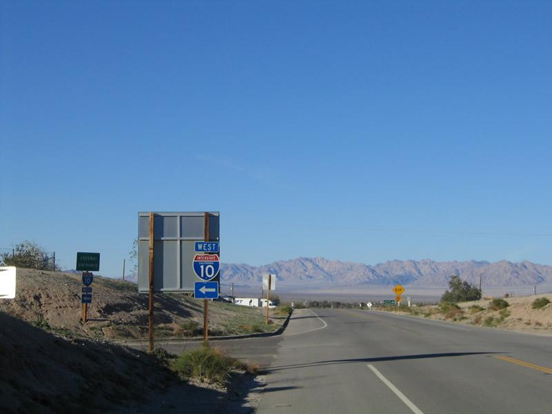 State Route 177, SR 77 to US-60 « Arizona Routes  |California State Route 177