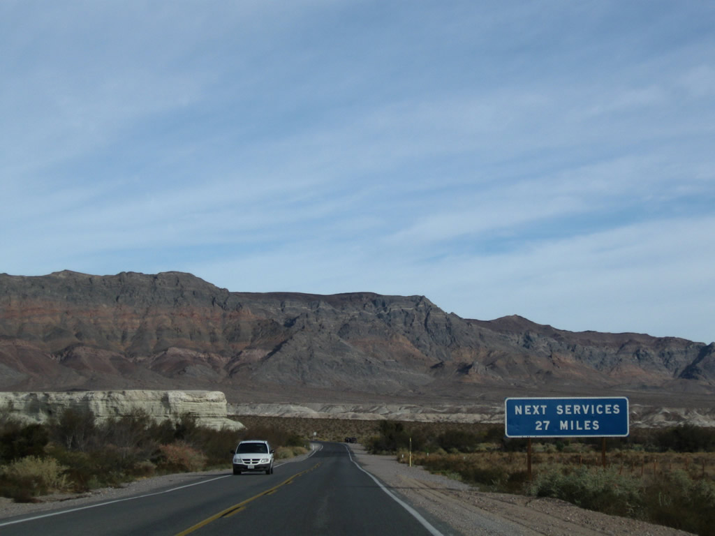 Pahrump To Las Vegas >> California @ AARoads - California 178 East - Death Valley