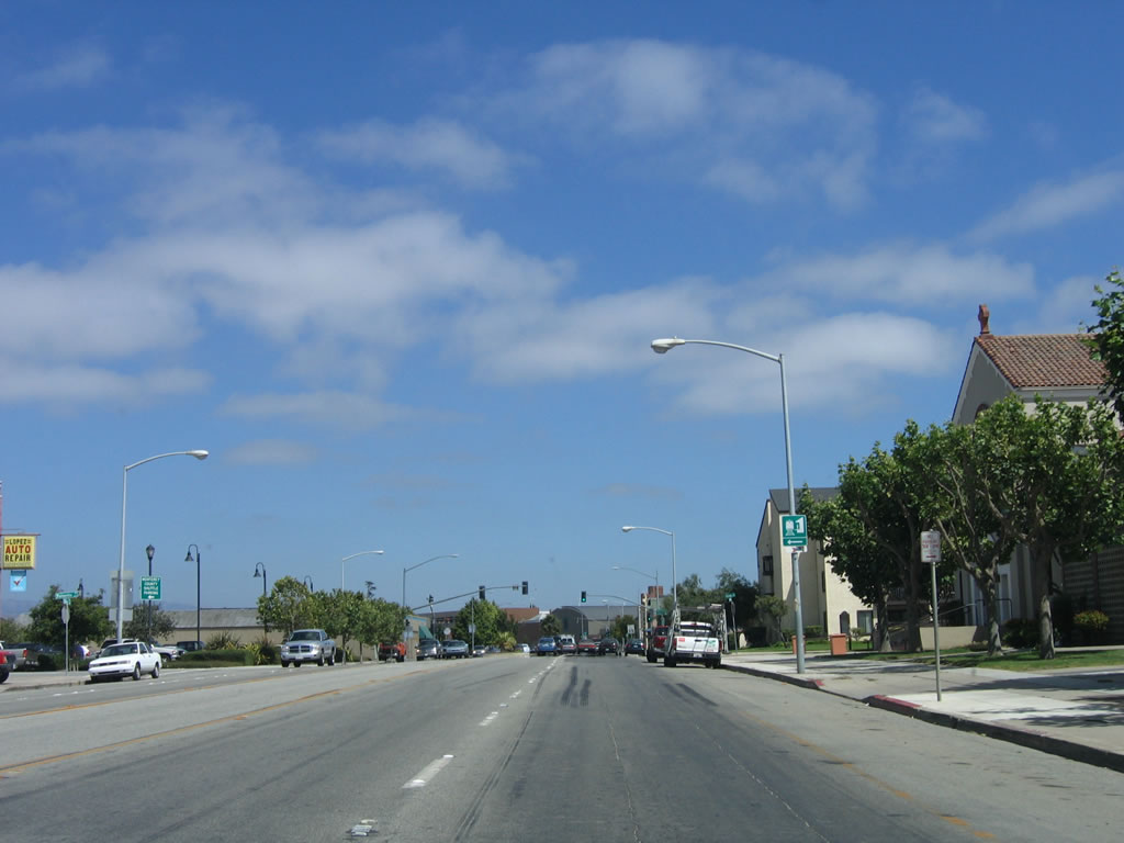 California Aaroads California 183