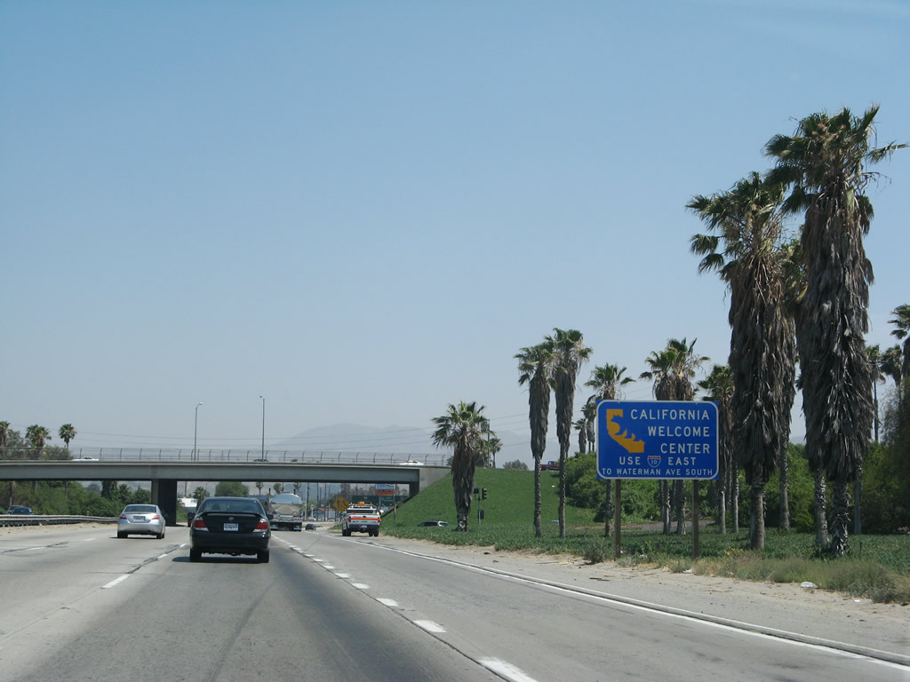 Redlands Auto Plaza >> California @ AARoads - Interstate 215 South - Devore to ...
