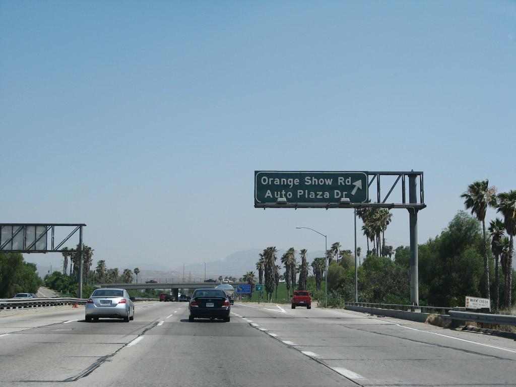 California @ AARoads - Interstate 215 South - Devore to ...