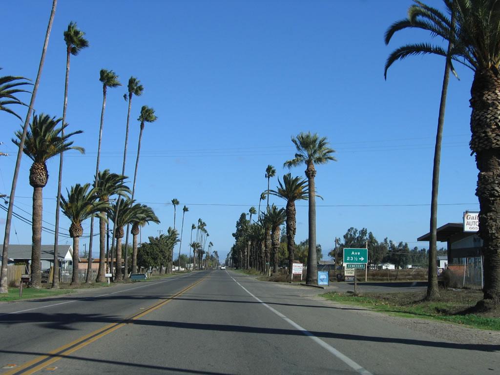 California @ AARoads - California 233
