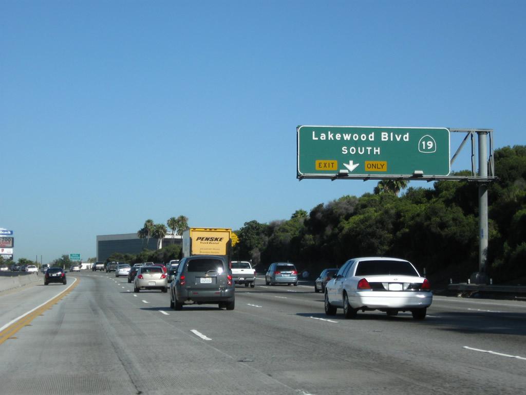 Bellflower Boulevard Long Beach Ca
