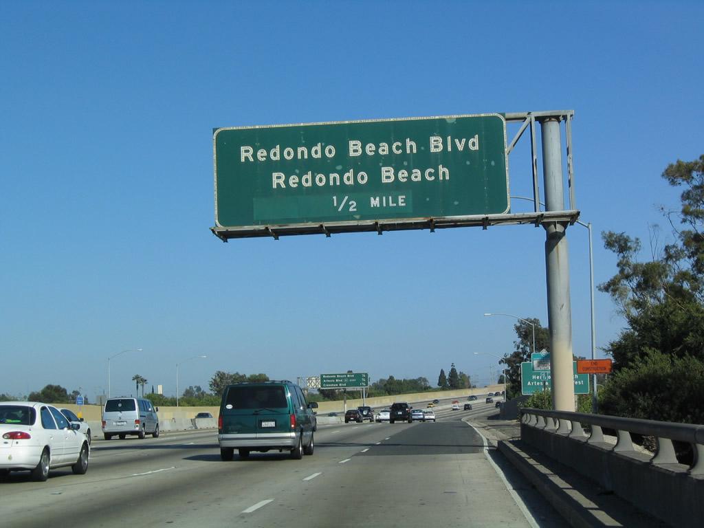 Redondo Beach Blvd Torrance Ca