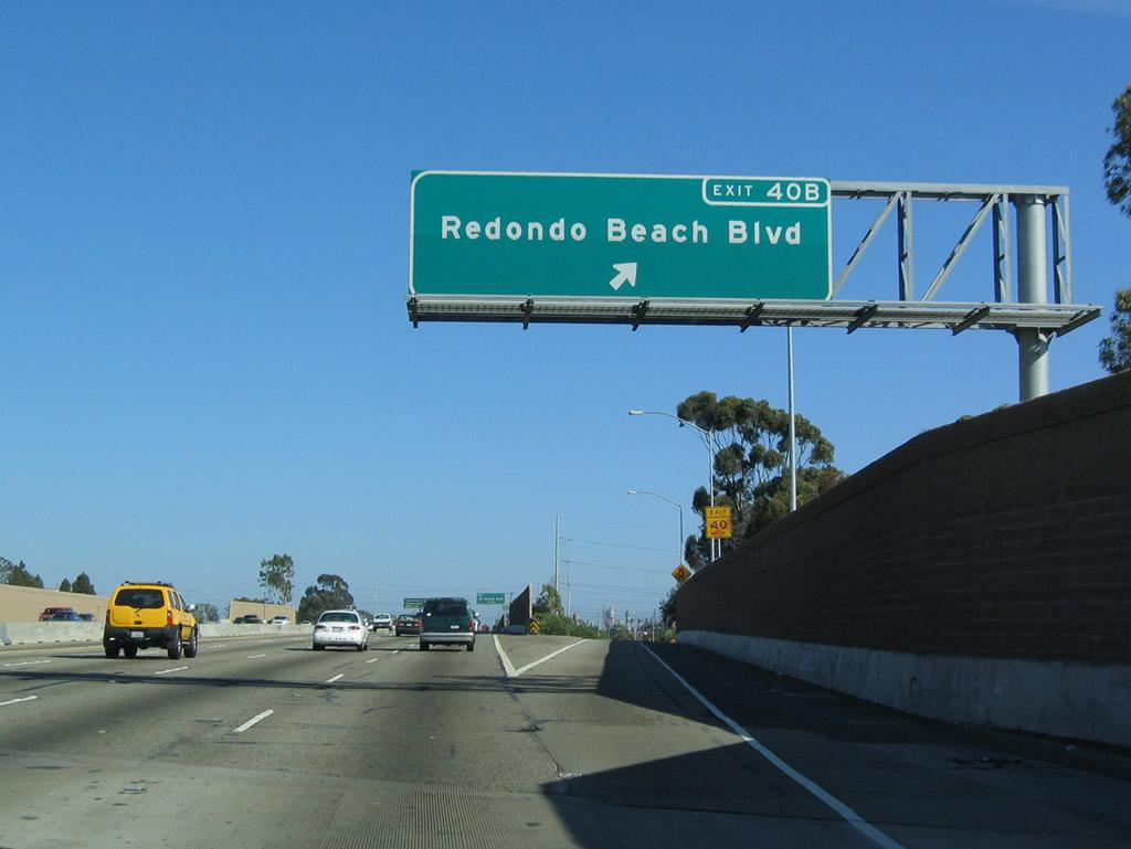 Redondo Beach Boulevard Torrance Ca